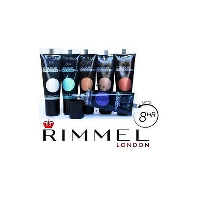 Sombra de ojos en crema Colour Mousse 8hrs Rimmel London 7ml.