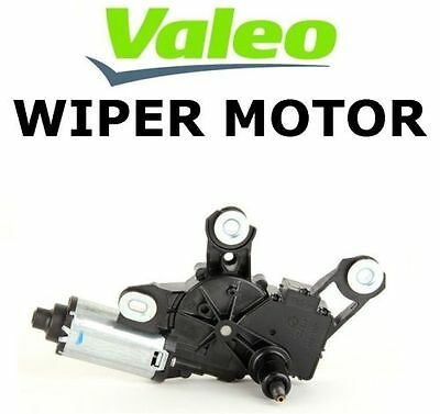 Genuine VALEO Audi A3 A4 A6 Q5 Q7 Rear Wiper Motor Brand New FAST & FREE DELIVER