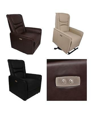 Rise and Recline Electric Mobility Disability Chair Riser Recliner Armchair