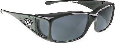 Fitovers Eyewear Sunglasses - Razor - Small - Fits Over Frames (132mm x 38mm)