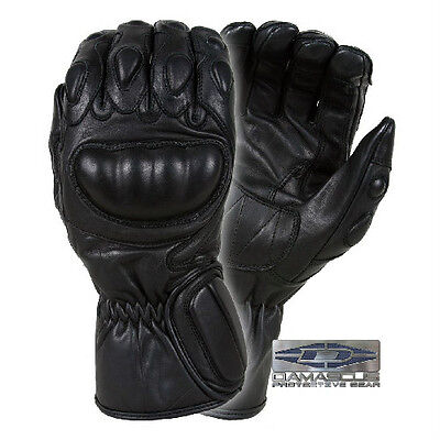 Damascus Hand Armor Vector 1 Riot Or Motorcycle Gloves - Black. Free Shipping!!