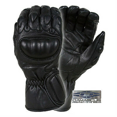 Damascus Hand Armor Vector 1 Riot Or Motorcycle Gloves - Black
