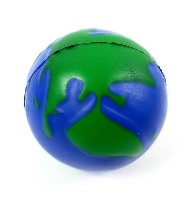 Planet Earth Anti-Stress Reliever Ball Stressball Relief Adhd Autism Anger Toy