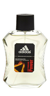 Adidas Extreme Power Eau De Toilette 100Ml Spray - Profumo Uomo Men