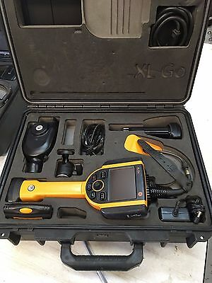 GE Inspection XL GO Videoscope Borescope 6.1 mm/2m Inspection Camera NDT