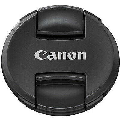 Canon E-72 II Lens Cap for 72mm Diameter Lenses - Brand New USA