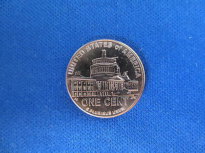 2009-P Lincoln Cent Presidency in Washington D.C. 1861-1865 Copper MINT STATE