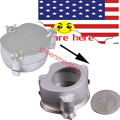 Dental Aluminium Denture Flask Compress Compressor Parts dental Lab press