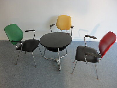 Drabert West Germany  50's chairs & table   **** RARE ****
