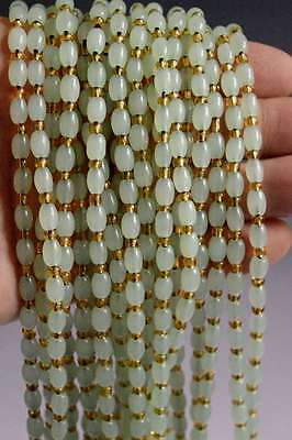 10PCS  Chinese Circle beads string cord rope for pendant