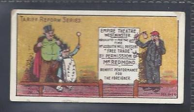 Anglo Cigarette - Tariff Reform Series - The Old Farce