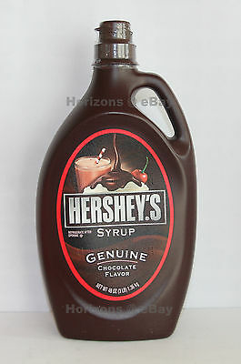 Hershey's - Chocolate Flavour Syrup Large 1.36Kg  [Free Postage]