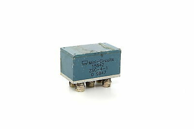 Mini-Circuits 4-Way 1-200 MHz Power Splitter/Combiner ZSC-4-1 50ohms
