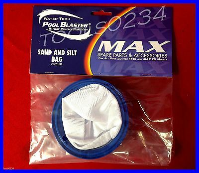 Pool Blaster PBWO22SS Max Sand & Silt Filter Bag - Fits CG Also Free Shipping