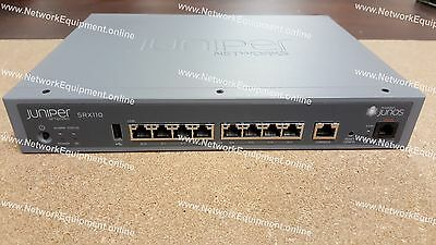 Juniper Networks SRX110H-VA Services Gateway srx110 ( not srx110h2-va )
