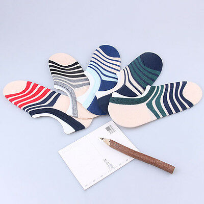 5 Pairs Fashion Hot Mens Sports Socks Lot Crew Ankle Low Cut Casual Cotton Sock