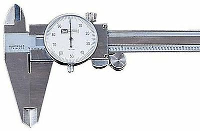 Craftsman 0 to 8 in. Caliper Single-Revolution Dial Marking Measuring Hand Tool