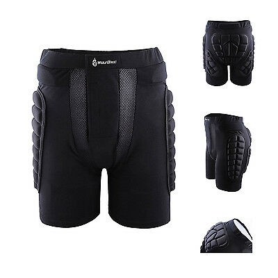 Protective Gear Adult Hip Padded Shorts Skiing Snowboard Impact Protection PK