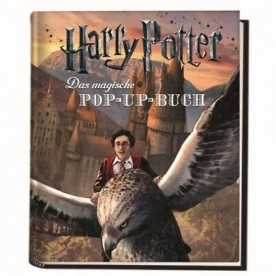 Harry Potter: Das magische Pop-up-Buch (Buch) NEU