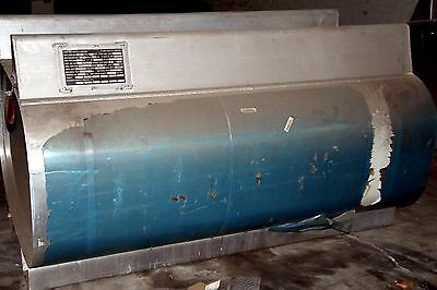 Aluminum Fuel Tank - 250 Gallon