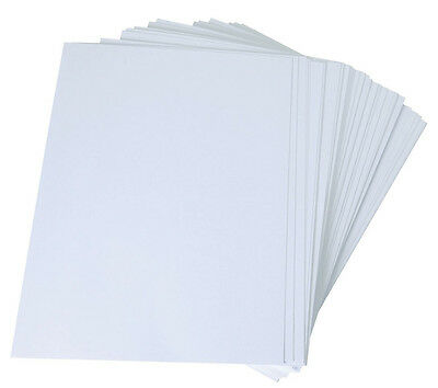 A4 White Smooth Craft Printer Decoupage Quality Card Thick Medium Thin