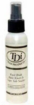 TDi KNOT SEALER 4.0 oz Spray lace wig Hair Piece stop hair shedding on lace cap