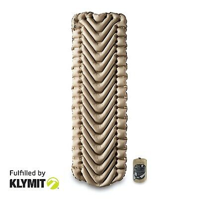 KLYMIT Static V RECON Lightweight Sleeping Camping Pad - BRAND NEW