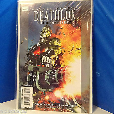 Marvel Knights Comic - Deathlok The Demolisher #2 Feb 2010