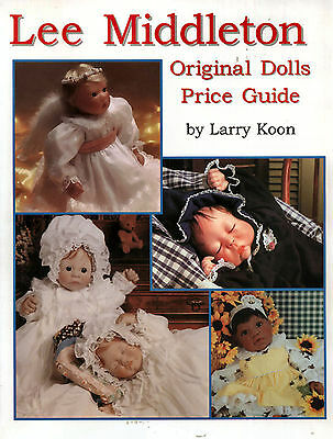 Lee Middleton Original Dolls Price Guide, OOP New