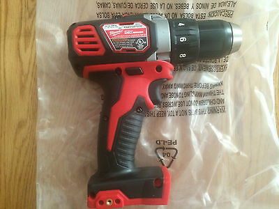 Brand New Milwaukee 2606-20 M18 1/2-inch Drill Driver (Bare Tool Only)