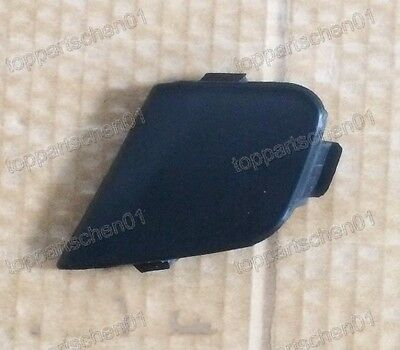 Front Bumper Unprimed Tow Hook Cover Cap For Ford Focus 2012-2014