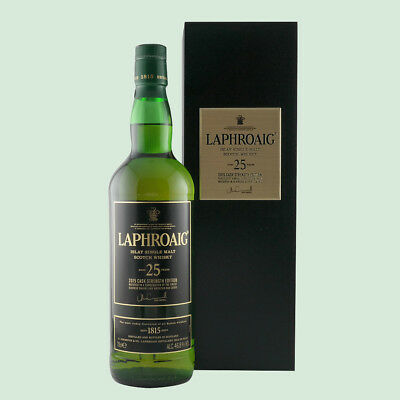 Laphroaig 25 Jahre Cask Strength Islay Single Malt Whisky 700ml 46,8%