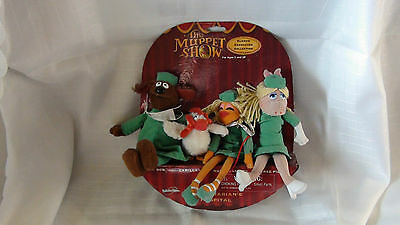 The Muppet Show Sababa Toys - Veterinarian's Hospital 4-Piece Muppet [2003]- New