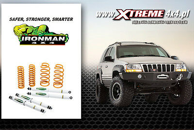 Suspension Ironman for JEEP GRAND CHEROKEE WJ WG-LIFT 40mm