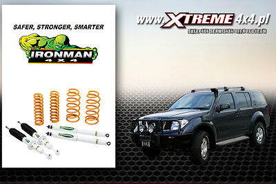 Ironman suspension for NISSAN PATHFINDER R51 (from 2005) LIFT 40mm