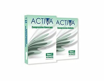 Activa Class 2 Compression Support Anklet 18 - 24 mmHg