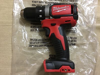 New Milwaukee M18 1/2 in. Compact Brushless Drill Driver (Bare Tool) 2701-20