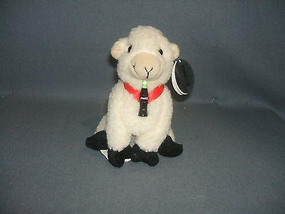 Coca Cola International Woolsey The Sheep from Ireland #0244 1999 Plush