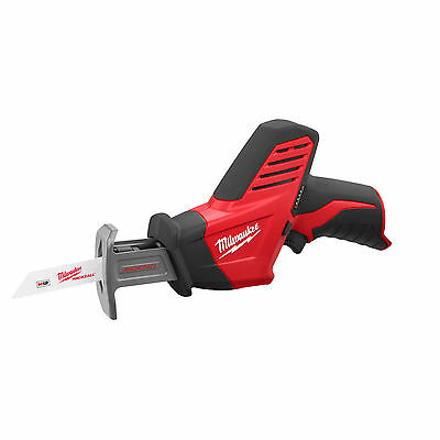 Milwaukee 2420-20 M12 12-Volt Hackzall Saw Reciprocating Saw BARE TOOL