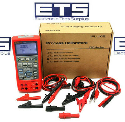 Fluke 725Ex MultiFunction Process Calibrator