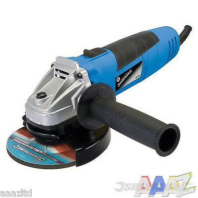 "SILVERLINE 500W 4.5"" 115mm ELECTRIC ANGLE GRINDER 3 YEAR WARRANTY"