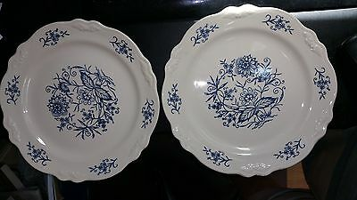 Dresden Imperial Blue 8 1 2 Bowl Homer Laughlin China Co 3 98 & Appealing Dresden Dinnerware Imperial Blue Ideas - Best Image Engine ...