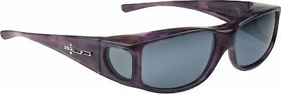Fitovers Eyewear Sunglasses - Jett - Large - Fits Over Frames (142mm x 38mm)