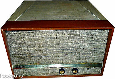 Antique, Arrow Electronic, Hi-Fidelity Stereophonic, SP1000, Phonograph, S/N:110