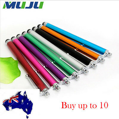 Premium Universal Capacitive Stylus Touch Screen Pen for iPad iPhone Samsung HTC