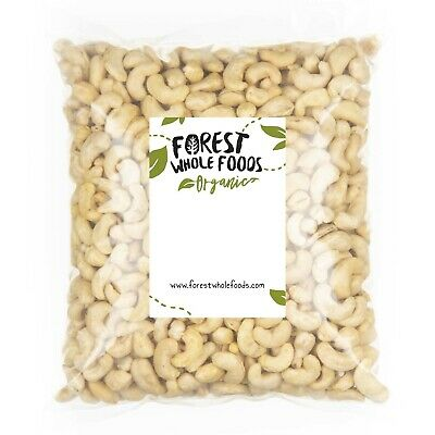 Forest Whole Foods - Organic Whole Cashew Nuts