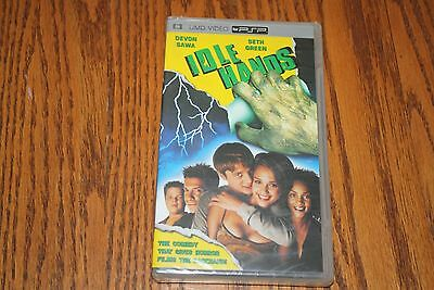 Idle Hands PSP UMD Seth Green / Jessica Alba NEW