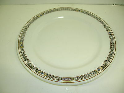 "Pennsylvania Railroad  10"" Dinner Plate - Made In America Stamped 'prr'"
