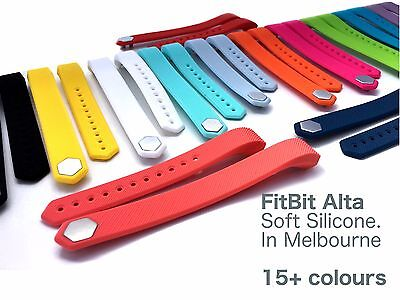 Silicone Band for FitBit Alta - Replacement for Fit Bit Pedometer - Melbourne!