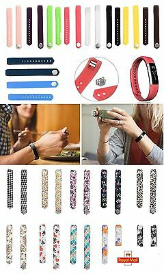Replacement Wrist Band Silicon Strap Clasp For Fitbit Alta Smart Watch Bracelet